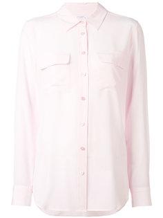 классическая блузка Equipment