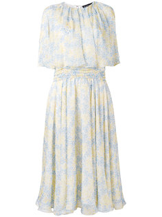 платье-шифт с рисунком Rossella Jardini