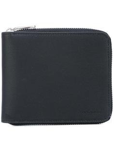 кошелек с тисненым логотипом Dolce & Gabbana