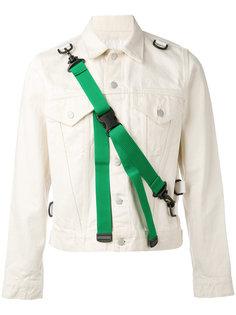 strap denim jacket Ganryu Comme Des Garcons