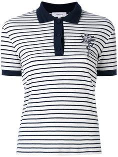 striped polo shirt Carven