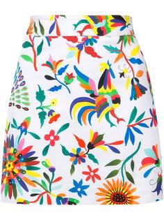 мини-юбка с принтом Milly