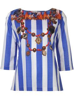 Serafina striped blouse Figue
