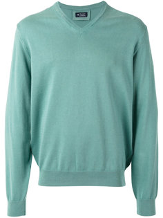 v-neck jumper  Hackett