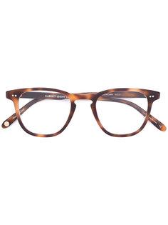 square frame glasses Garrett Leight