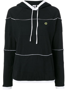 striped hoodie Telfar