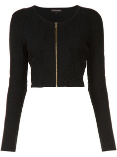 cropped zip jacket Sophie Theallet