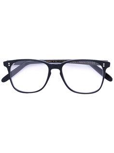 rounded square frames Cutler & Gross