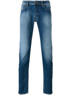 зауженные джинсы Sleenker  Diesel