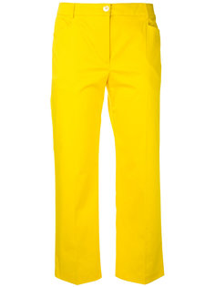 cropped trousers  Blugirl