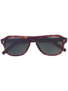 square lens sunglasses Cutler & Gross
