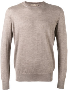 crew neck sweater Cruciani