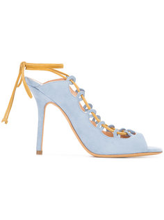 lace-up sandals Alexa Wagner