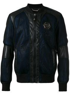 куртка-бомбер My Way Philipp Plein