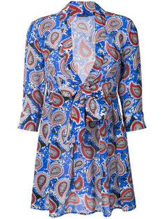 paisley mini dress Dodo Bar Or