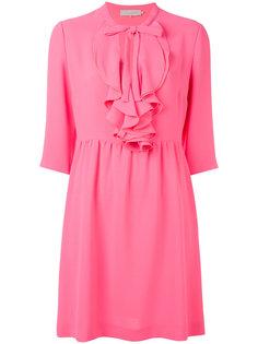 flared ruffle dress  LAutre Chose