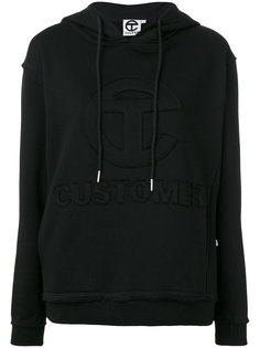 branded hoodie Telfar