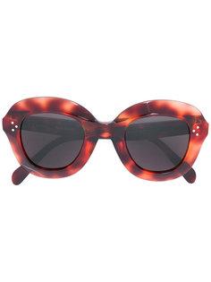 chunky round sunglasses Céline Eyewear