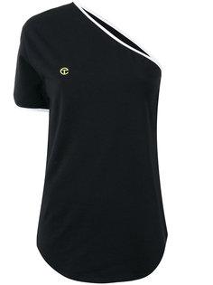 one sleeve T-shirt Telfar