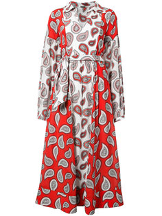 paisley maxi dress Dodo Bar Or