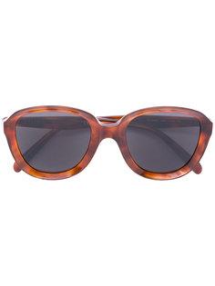 chunky framed sunglasses Céline Eyewear