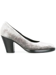 туфли на каблуках-столбиках A.F.Vandevorst