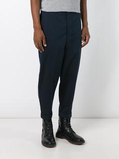 свободные брюки Ami Alexandre Mattiussi