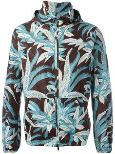 куртка с растительным принтом Valentino