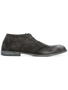 ботинки-дезерты со шнуровкой Pantanetti