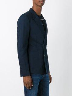 двубортный пиджак Ami Alexandre Mattiussi