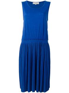 платье с плиссировками Vanessa Bruno Athé