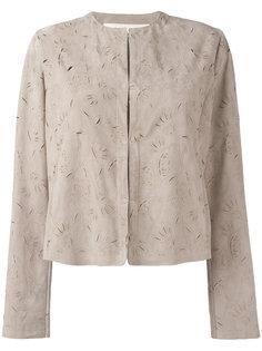 куртка на молнии Drome
