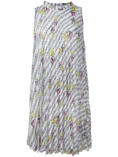 платье с узором Ultràchic