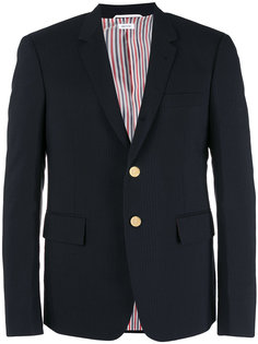 пиджак с заостренными лацканами Thom Browne