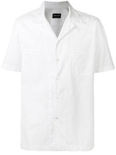 рубашка с короткими рукавами Giorgio Armani