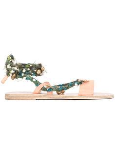 сандалии Lachesis Ancient Greek Sandals