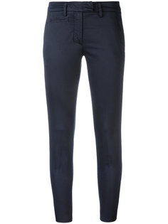 узкие брюки Dondup