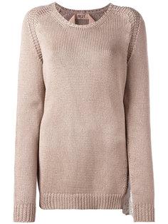трикотажный свитер  Nº21