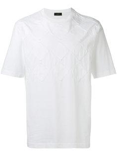 футболка в ромбик Joseph
