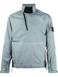 легкая куртка с высокой горловиной Stone Island