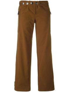 широкие брюки Romeo Gigli Vintage