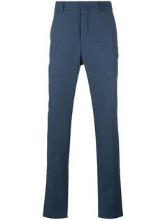 брюки чинос Fendi