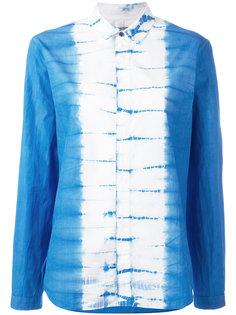 рубашка с контрастным дизайном Suzusan