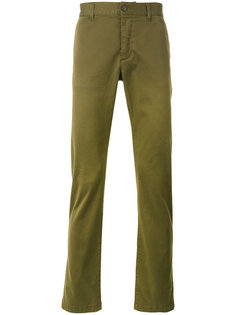 классические брюки-чинос Saint Laurent
