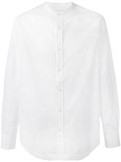 рубашка с воротником-мандарин Officine Generale