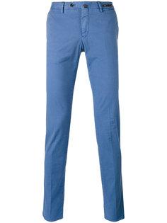 брюки-чинос кроя супер-слим Pt01