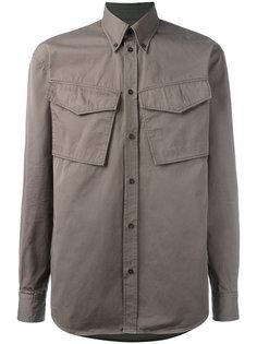рубашка с карманами Dsquared2