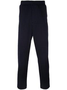 зауженные брюки с эластичным поясом Ami Alexandre Mattiussi