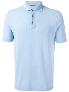классическая футболка-поло Lardini