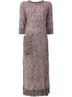 трикотажное платье  Joseph